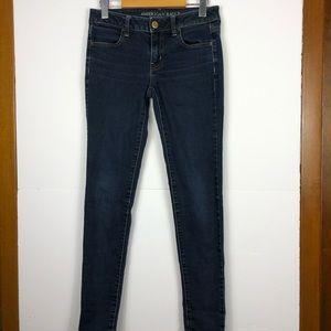 3/$30 American Eagle skinny jeans Sz 2R